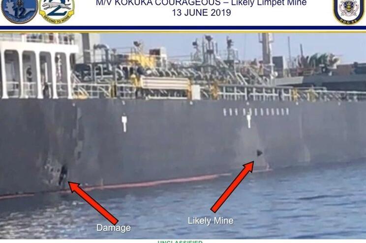 """Rússia pede que """"não se tire conclusões precipitadas"""" após ataques no mar de Omã"""