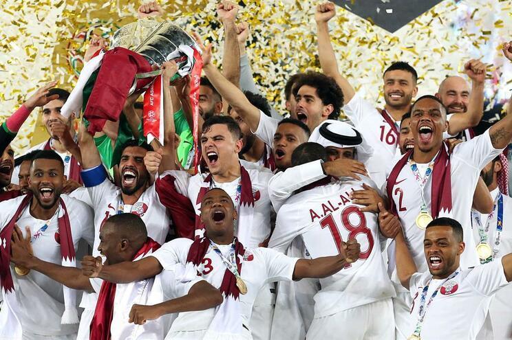 """Qatar subiu 35 posições no """"ranking"""""""