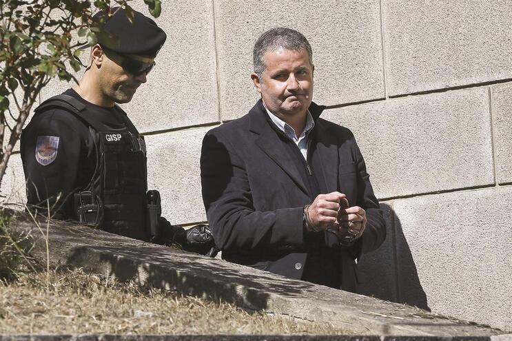 Pedro Dias está na prisão de alta segurança de Monsanto desde o ano passado