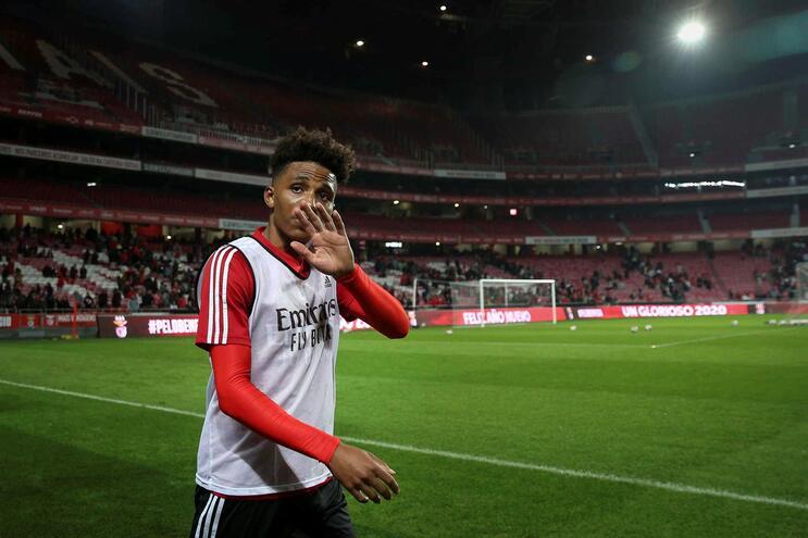 Gedson e o Benfica: adeus, até sempre!