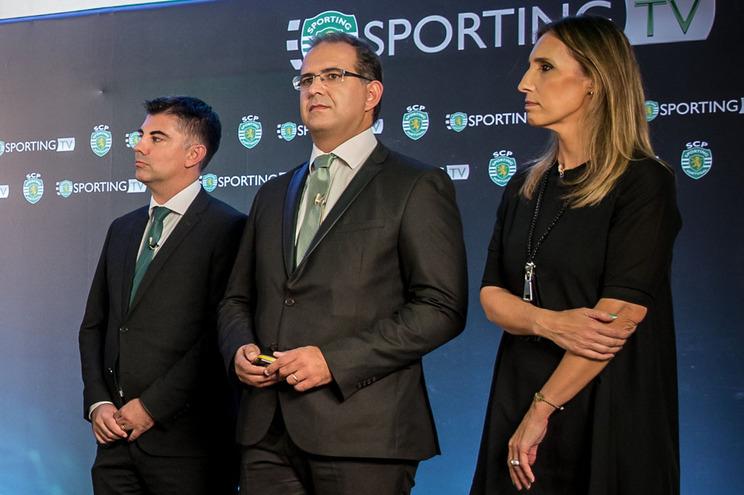 Rui Miguel Mendonça (ao centro na imagem)