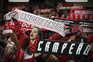 Benfica convoca adeptos a encherem bancadas da Luz com cachecóis