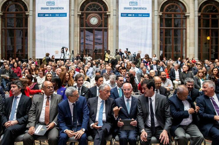 """Português deve ser uma """"língua de negócios"""", diz Jorge Carlos Fonseca"""
