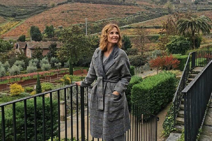 Cristina Ferreira aproveita fim-de-semana de luxo no Douro