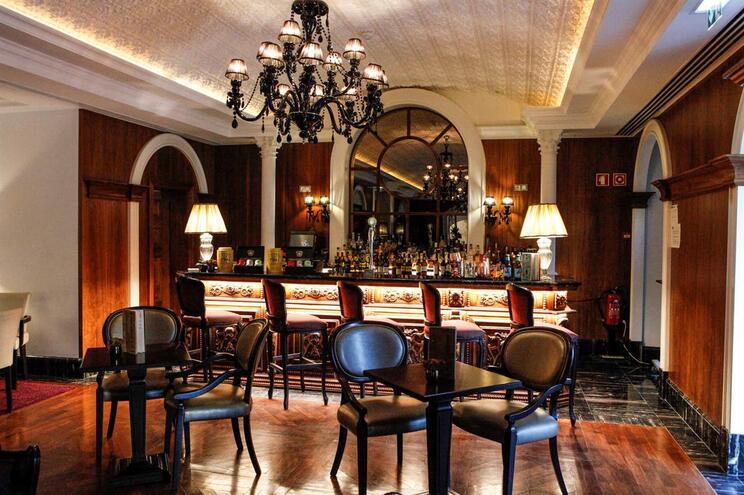 Hotel Intercontinental, no Porto