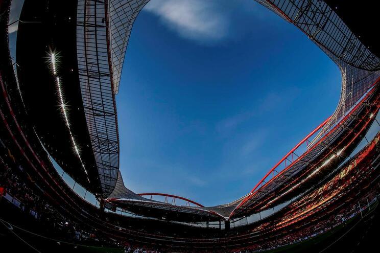 Siga em direto o Benfica-V. Setúbal
