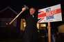Boris Johson, primeiro-ministro britânico, tornou-se num dos adeptos mais ferrenhos da saída do Reino
