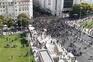 "Milhares na manifestação ""Black Lives Matter"" em Lisboa"
