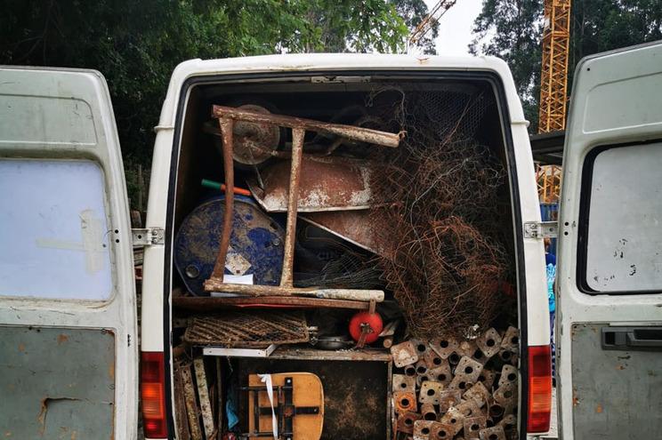GNR identifica cinco suspeitos de furtos em Paços de Ferreira