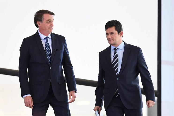 Ex-ministro Sérgio Moro testemunhou na Polícia Federal sobre interferência judicial que aponta a Bolsonaro