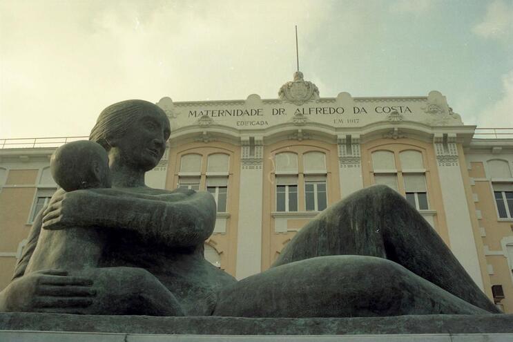 Edifício da Maternidade Alfredo da Costa