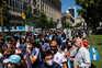 Milhares de pessoas enchem as ruas de Buenos Aires para se despedirem de Maradona