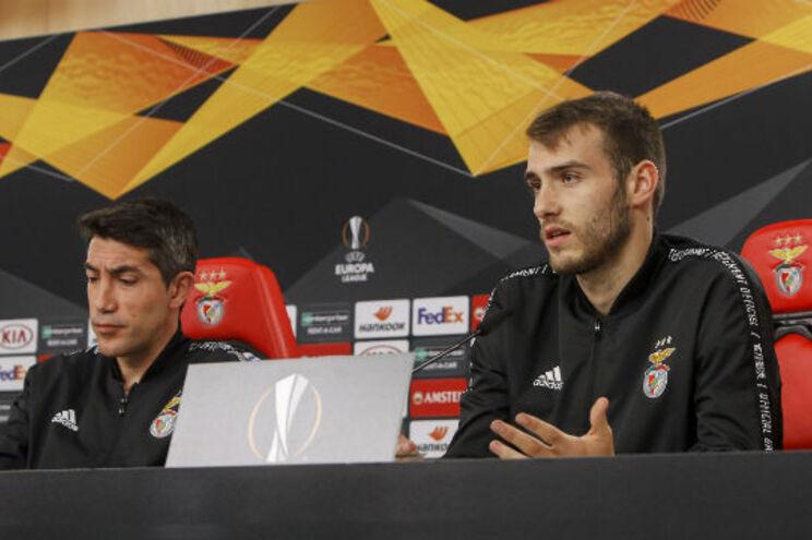 Bruno Lage e Ferro