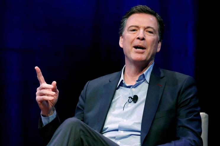 Ex-diretor do FBI, James Comey