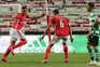 O Benfica derrotou o Sporting por 2-1 no Estádio da Luz