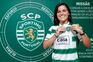 Internacional Mónica Mendes reforça Sporting