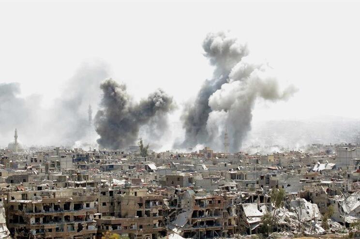 Sul de Damasco, Síria