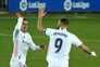 O Real Madrid venceu este sábado