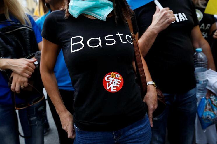 """Enfermeiros estão a realizar greve """"cirúrgica"""" no blocos operatórios dos grandes hospitais"""