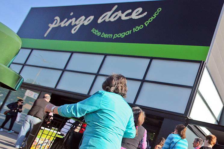 Cinco funcionários do Pingo Doce suspensos após buscas na plataforma logística