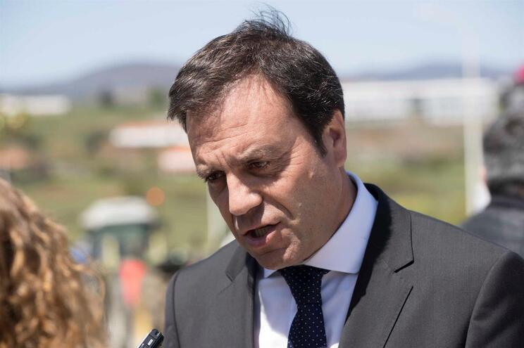 Hernâni Dias, presidente da Empresa Intermunicipal Resíduos do Nordeste e autarca de Bragança