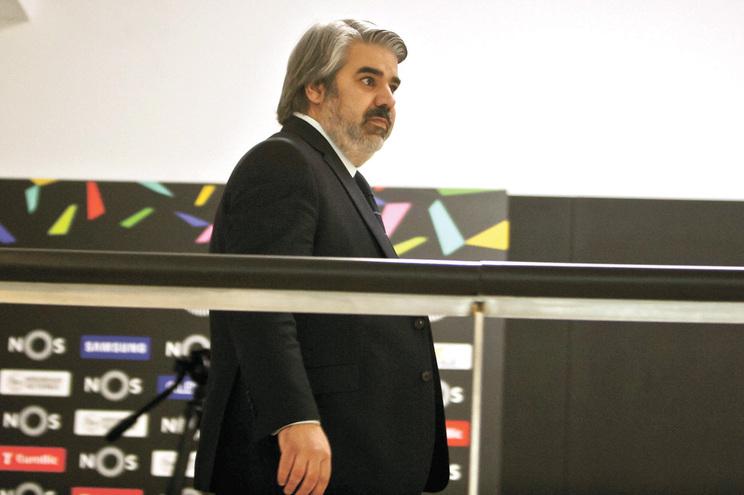 Paulo Gonçalves, antigo assessor jurídico da SAD do Benfica, teve acesso a informação em segredo de justiça
