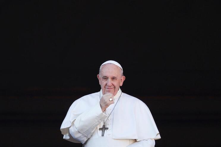 Papa Francisco elogiou o trabalho dos profissionais de saúde