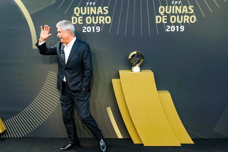 """Vieira considera F. C. Porto """"justo vencedor"""" no clássico com o Benfica"""