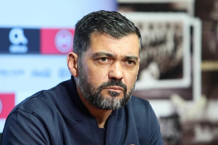 Sérgio Conceição considera que Mourinho criou pressão desnecessária