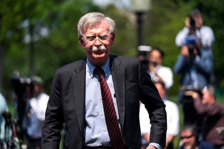 John Bolton, ex-conselheiro de segurança nacional de Donald Trump
