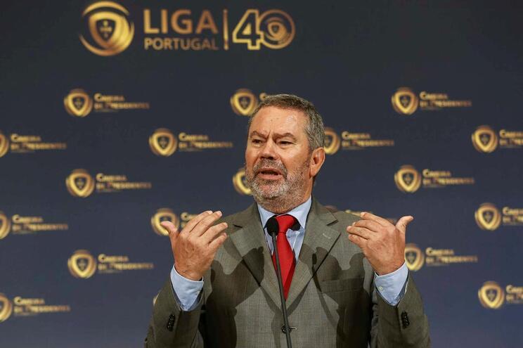 Presidente do Marítimo, Carlos Pereira