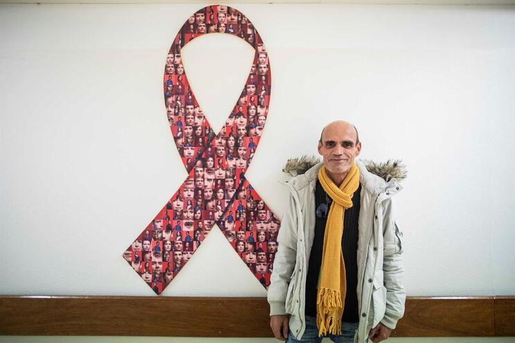 Júlio Peixoto é um dos 3300 doentes seguidos no Hospital de Santa Maria