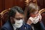 Ana Mendes Godinho no parlamento