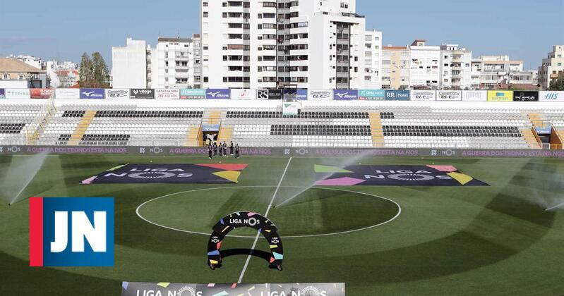 Portimonense explica corte do relvado na receção ao F. C. Porto