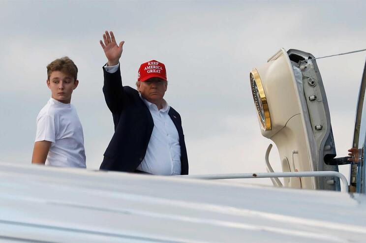 Casa Branca recusa participar em audição sobre destituição de Trump
