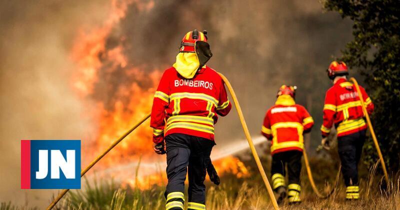 Governo elogia competência e qualificação dos bombeiros voluntários