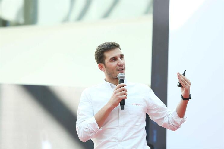 Bruno Azevedo, cofundador e diretor-executivo da AddVolt