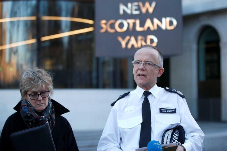 Chefe da polícia antiterrorista, Mark Rowley, revelou ataque