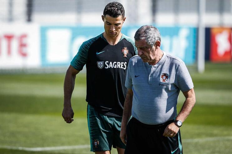Cristiano Ronaldo não exclui a possibilidade de ser treinador