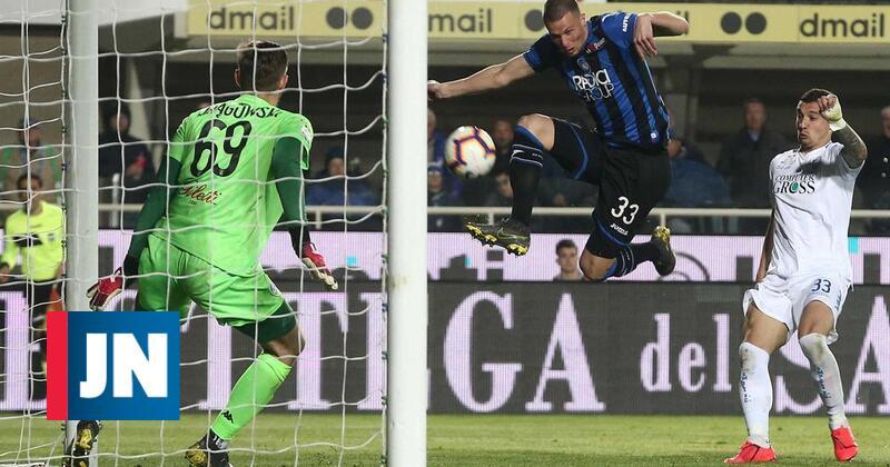 Atalanta bate recorde de remates mas empata... 0-0