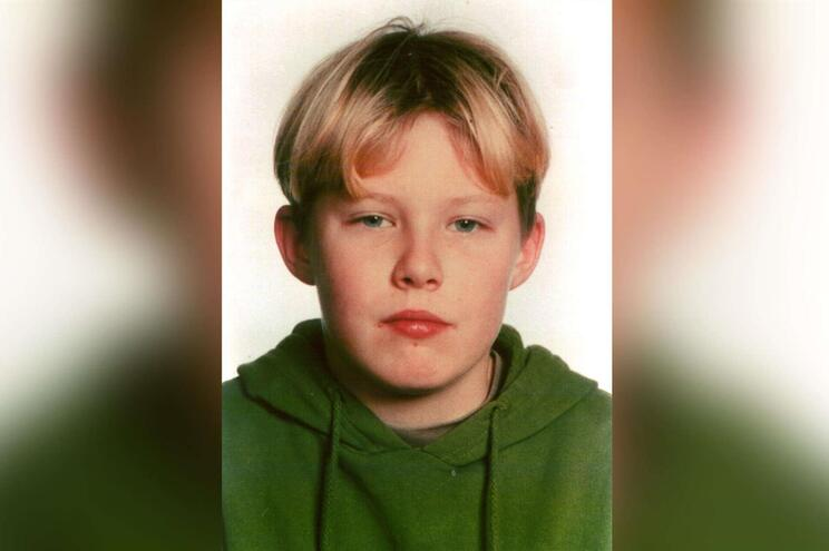 Tristan Brübach foi brutalmente mutilado em 1998