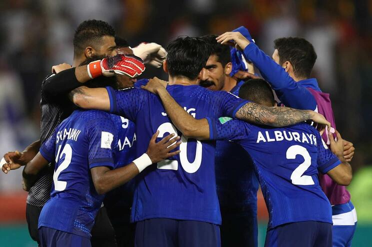 Jesus reencontra Al Hilal nas meias-finais do Mundial de Clubes