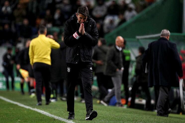 """Bruno Lage: """"A Taça é um troféu lindo mas... o sonho é o campeonato"""""""