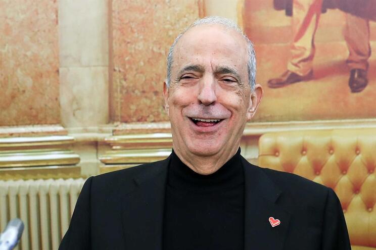 O empresário Joe Berardo
