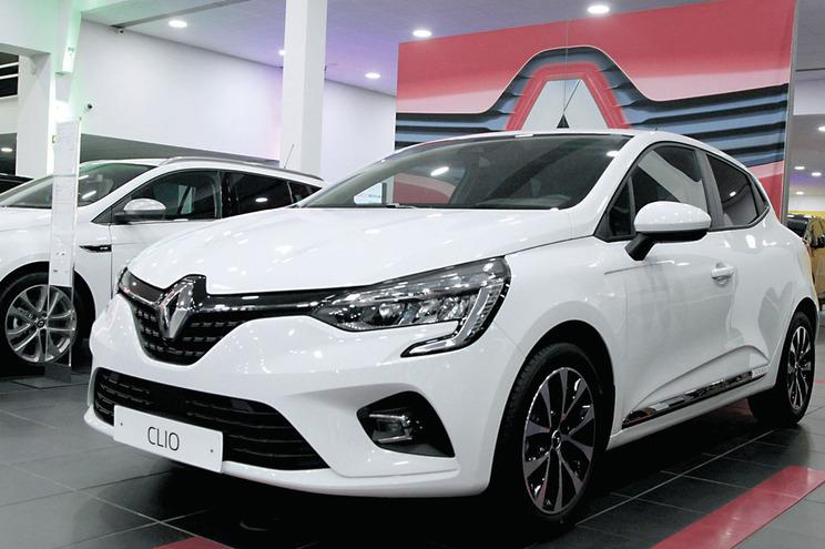 Renault Clio foi o carro mais vendido em Portugal no ano de 2019