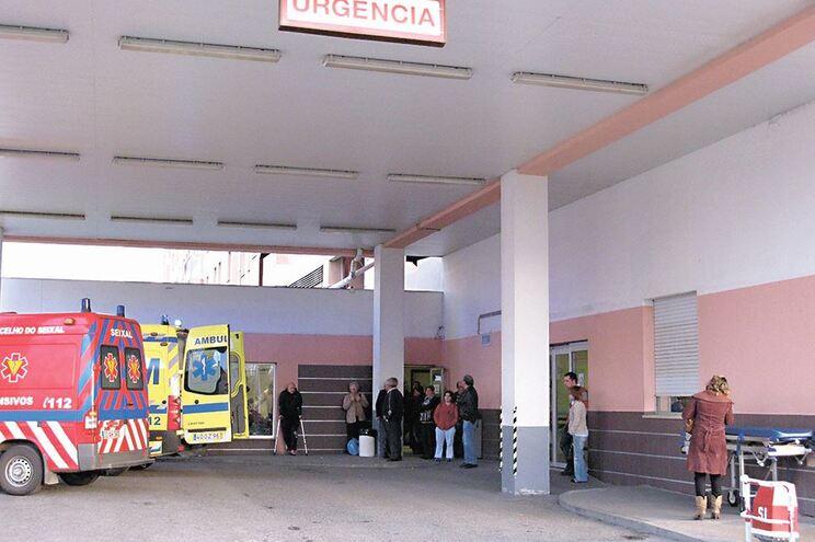 A vítima foi submetida a intervenção cirúrgica urgente