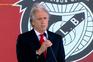Jorge Jesus apresentado como novo treinador do Benfica