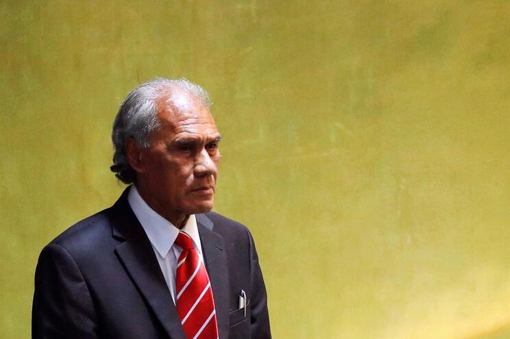 Morreu o primeiro-ministro de Tonga Samiuela Akilisi Pohiva