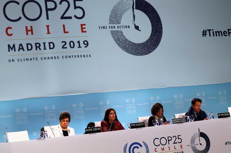 Urgência na luta contra alterações climáticas ponto por ponto