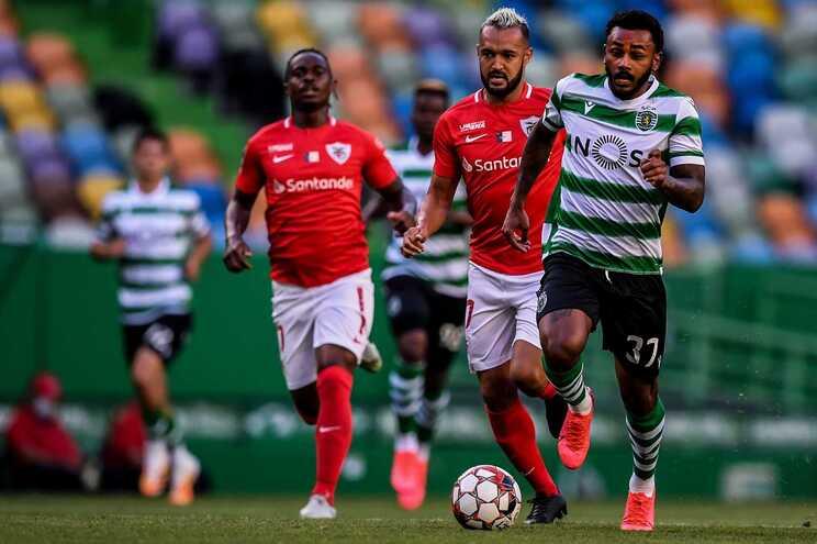 Jovane Cabral dá vitória ao Sporting frente ao Santa Clara